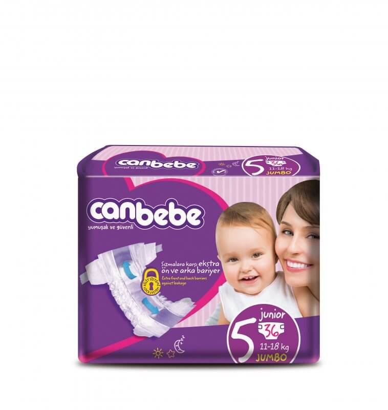 Canbebe Jumbo Junior